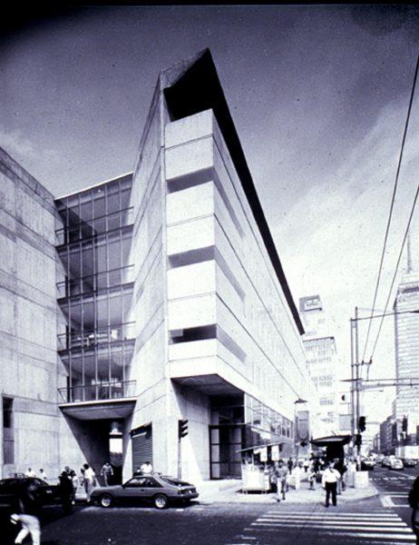 Edificio Metro