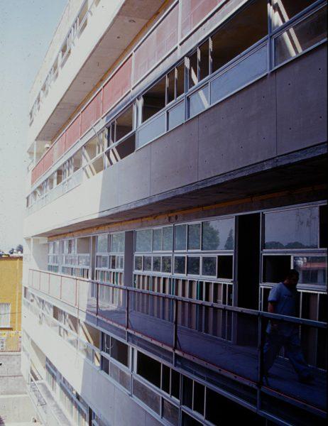 Edificio 5 de Febrero